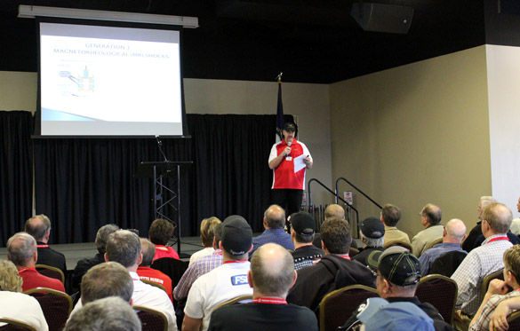 [VIDEO] The C7 Corvette Chassis Development Seminar from the 2013 NCM Bash