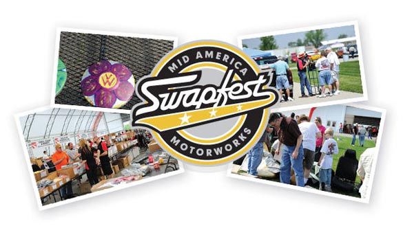 Join Mid America Motorworks this Saturday for Spring Swapfest!