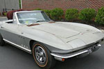 Corvettes on eBay: 1966 Bloomington Gold Survivor Convertible