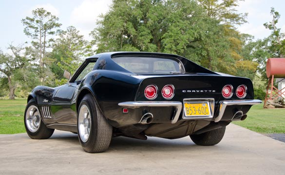 Mecum's Indy Auction Offering Corvette Treasures