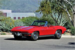 S131 1965 Corvette Convertible 327/375 HP
