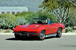 S132 1966 Corvette Convertible 427/390 HP