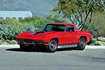 S133 1967 Corvette Coupe 427/435 HP