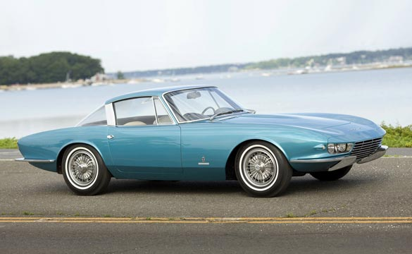 1963 Corvette Rondine to Appear at Corvettes at Carlisle