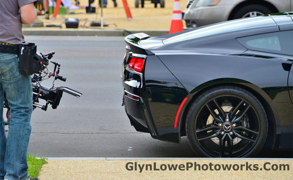 [PICS] More C7 Corvette Stingray Images from the Set of Captain America: The Winter Soldier