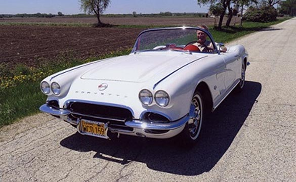 California Man Reunited with the 1962 Corvette He Sold in 1966