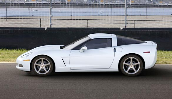 2013 Corvette Coupe Wins Strategic Vision's Total Quality Award