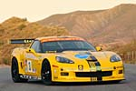 Corvettes on eBay: 2006 Corvette C6.R ALMS GT1 Tribute Car