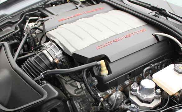 Official: 2014 Corvette Stingray Cranks Out 460 Horsepower!