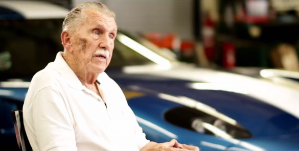 [VIDEO] Dick Guldstrand Relects on his Custom Corvette ZR-1, The Guldstrand GS90