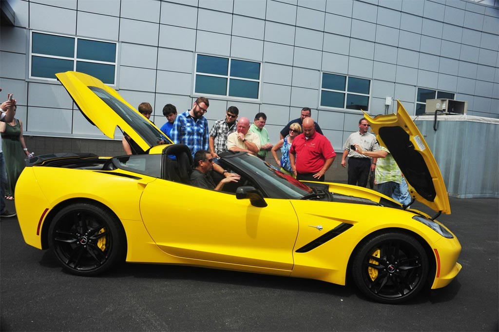 top gear usa s rutledge wood visits the national corvette museum. Cars Review. Best American Auto & Cars Review