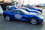 Mark Reuss to Pace Indy Dual in Detroit in 2014 Corvette Stingray