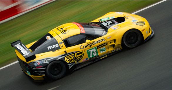 Corvette Racing at Le Mans - The Gold Standard of