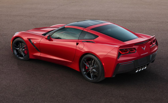 Chevrolet Prices the Corvette Stingray for Europe at €69,990