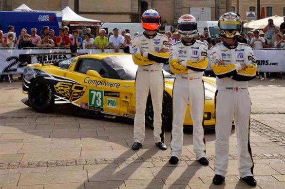 Corvette Racing at Le Mans: Corvette On-Board Pass Returns for 2013 LM24