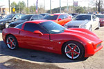 Corvettes on Craigslist: Transformers Inspired C6 Corvette