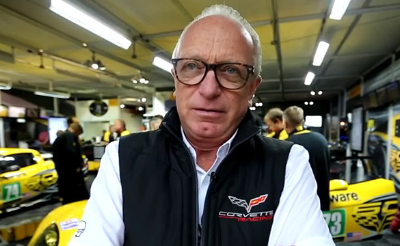 [VIDEO] Le Mans 101 with Corvette Racing's Doug Fehan