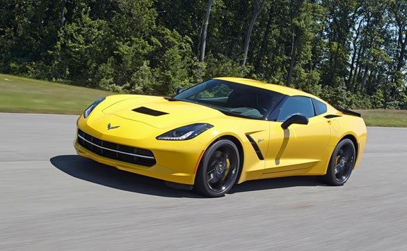 2014 Corvette Stingray Performance Estimates Revealed