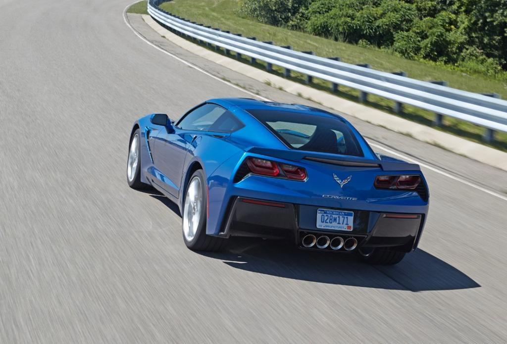 2014 corvette stingray performance estimates revealed corvette sales news lifestyle. Black Bedroom Furniture Sets. Home Design Ideas