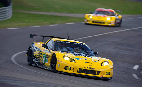 Corvette Racing at Le Mans: Six-Hour Race Re
