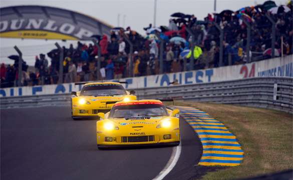 Corvette Racing at Le Mans: 12 Hour Race Report
