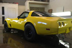 Corvettes on Craigslist: 1979 Custom Corvette Vibe