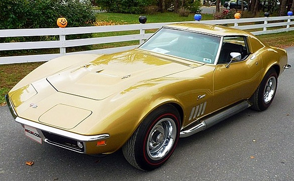 Corvette Auction Preview: Mecum's 2013 Bloomington Gold Auction