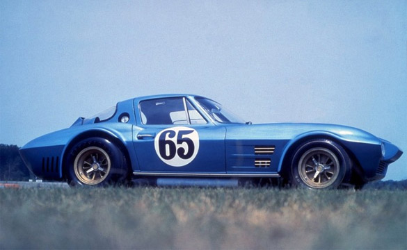 Monterey Motorsports Reunion to Feature the Corvette Grand Sport Racers