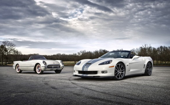Four Ways to Celebrate Corvette's 60th Birthday this Weekend