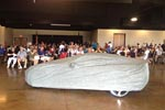 The Reveal of the 2014 Corvette Stingray Premiere Edition at the Corvette Museum
