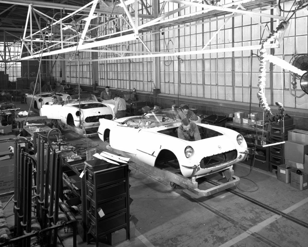 Happy Birthday Corvette America S Sports Car Turns 65 Today