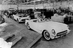 Happy Birthday Corvette: America's Favorite Sports Car Turns 60 Today