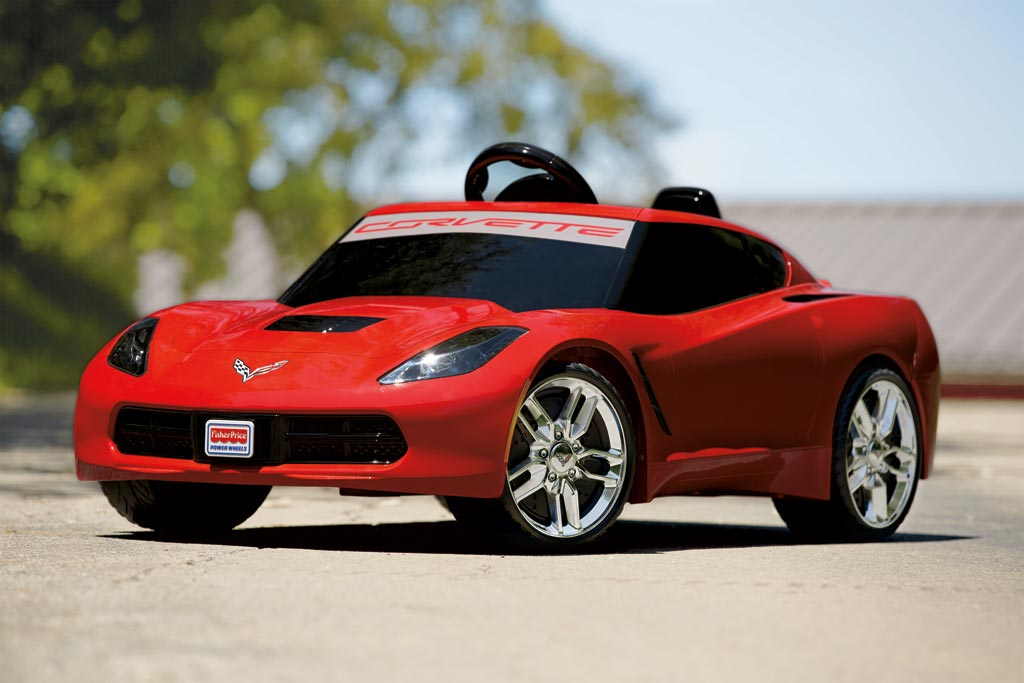 new fisher price power wheels corvette stingray coming this fall corvette. Cars Review. Best American Auto & Cars Review