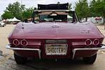 The Corvette Vanity Plates of Bloomington Gold 2013