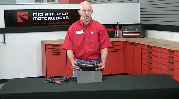 [VIDEO] Corvette Battery Maintenance with GM Technician Paul Koerner