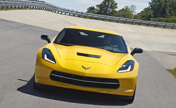 2014 Corvette Stingray Gets an EPA Estimated 29 mpg Highway