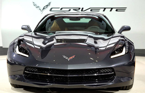 See the new C7 Corvette Stingrays at the Arthritis Foundation's 31st Annual Classic Car Show