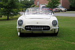 1953 Corvette #254 Headed to this Weekend's Classic Car Auction at the National Corvette Museum