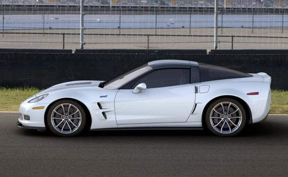 2013 60th Anniversary ZR1