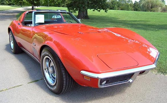 Corvette Auction Preview: Hartland Auctions at the National Corvette Museum