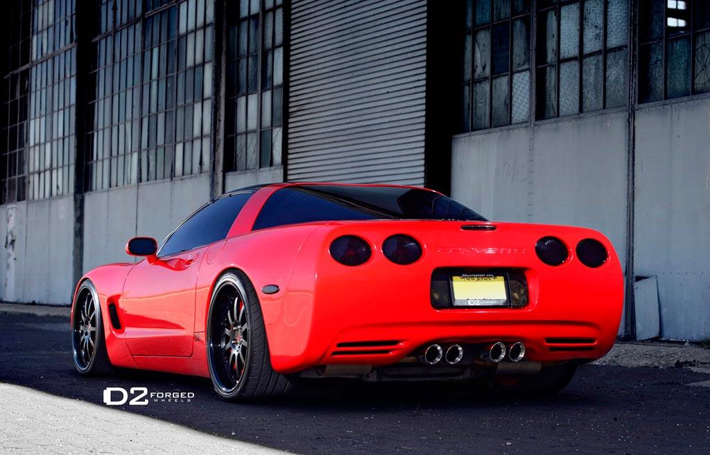 red c5 corvette on d2forged fms05 wheels corvetteforum. Black Bedroom Furniture Sets. Home Design Ideas