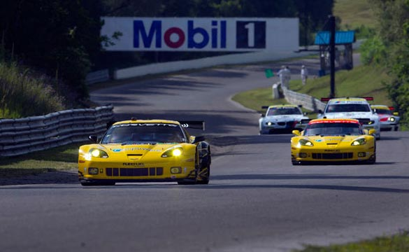 Corvette Racing in Canada: Happy Hunting Grounds