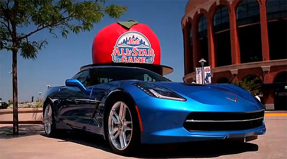 [VIDEO] Chevrolet Rewards MLB All-Star Mariano Rivera with a 2014 Corvette Stingray