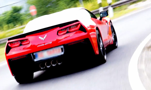 [VIDEO] Faces of GM: The 2014 Corvette Stingray Lands in Europe