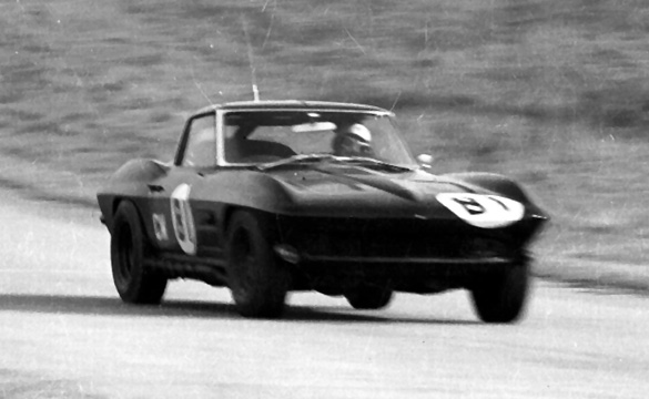 The Epic Journey of C.J. Titterington and His 1963 Corvette Z06
