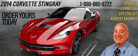 Contact Robert Kramer at Sport Chevrolet - 888-880-9972