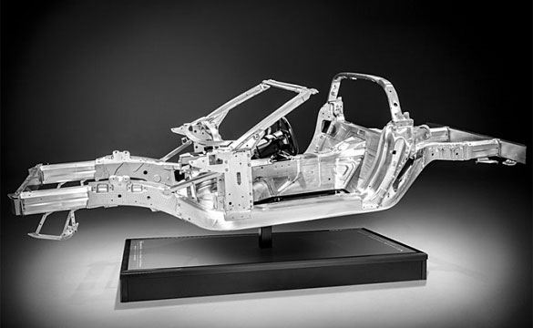 [VIDEO] Corvette Leads World in Composite Material Development and Technology