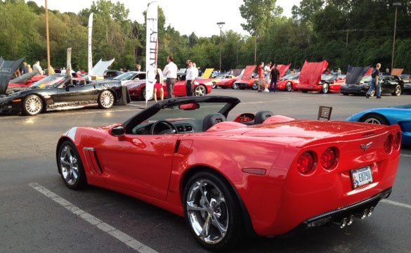 A Week of Corvette Ecstasy About to Launch