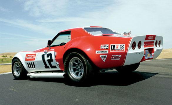 Rare Corvette Racers Headed to the 2013 Rolex Monterey Motorsports Reunion