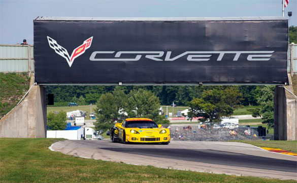 Corvette Racing at Road America: Solid Start for Compuware Corvettes